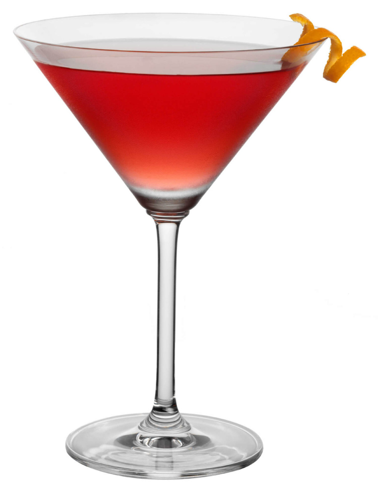 Cosmopolitan Cocktail Recipe Shakethat