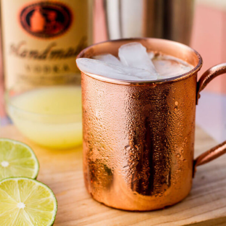 Best Copper Mugs for Moscow Mule