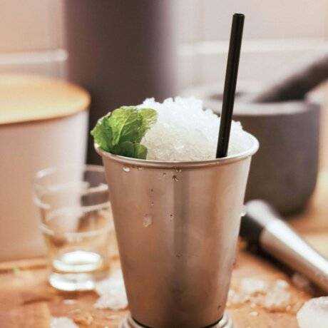 Simple Mint Julep