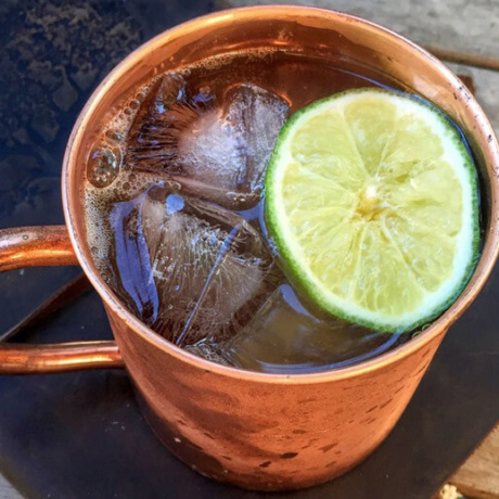 Brief History of Moscow Mule