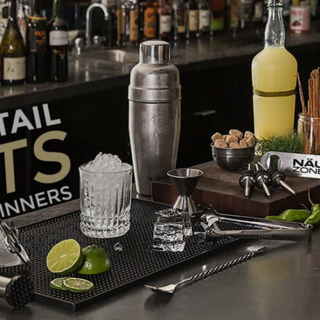 12 Best Cocktail Sets for Beginners 2018