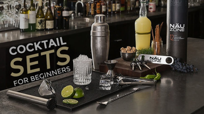 02e64580019a6 14 Best Cocktail Sets for Beginners 2019 - ShakeThat