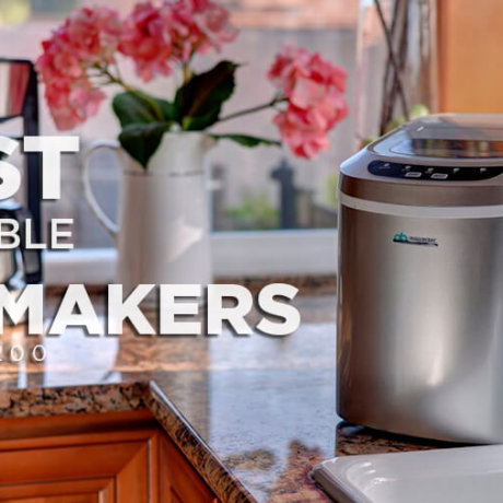 Best Portable Home Ice Makers for under $200 in 2019