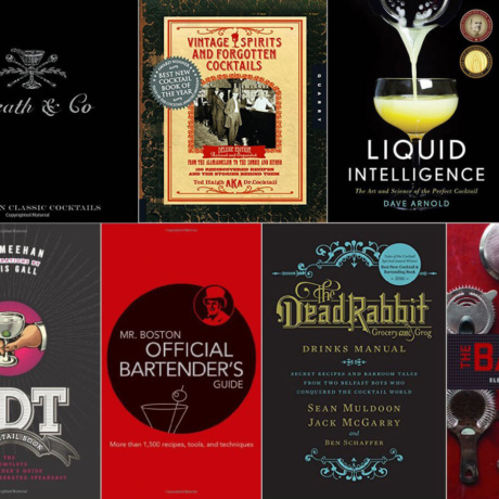 9 Best Cocktail Books for Beginners 2017