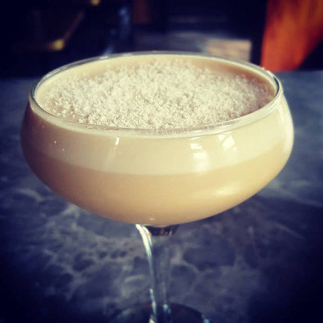 White Chocolate Espresso Martini