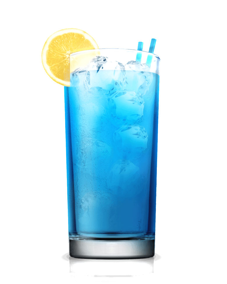 What All Is In A Long Island Tea With Blue
