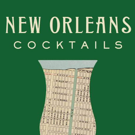 New Orleans Cocktails by Sarah Baird Book Review